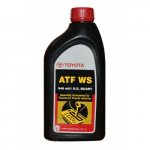 Toyota ATF WS AUTOMATIC TRANSMISSION FLUID